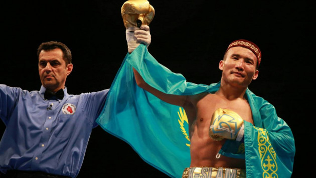 Канат Ислам вплотную приблизился к тройке лидеров рейтинга P4P казахстанских боксеров