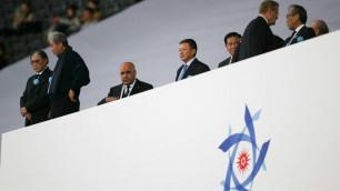 Президент НОК РК Кулибаев принял участие в заседании исполнительного совета ОСА