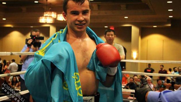 Казахстанский боксер рассказал о возможности спаррингов с временным чемпионом мира