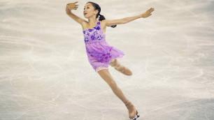 Казахстанская фигуристка Элизабет Турсынбаева стала шестой в короткой программе на Азиаде-2017