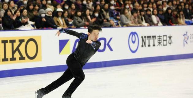 Казахстанский фигурист Денис Тен остался без медали Азиады-2017