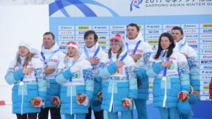 Казахстан не смог войти в ТОП-3 медального зачета по итогам Азиады-2017