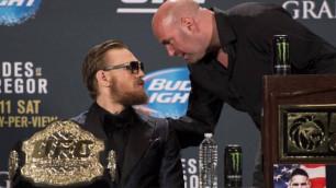 Победитель боя Нурмагомедов - Фергюсон встретится с МакГрегором - президент UFC