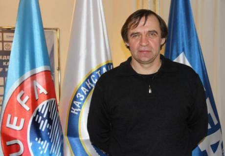 Бородюк с приходом в сборную Казахстана впервые в карьере возглавил национальную команду