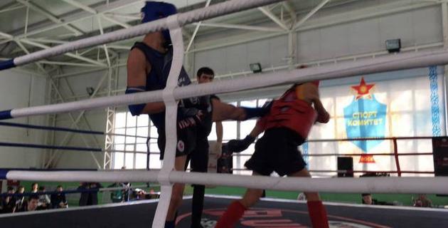 В Алматы состоялся чемпионат Казахстана по муайтай среди юниоров и молодежи