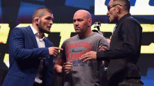 Президент UFC высказался о будущем Хабиба Нурмагомедова