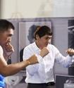 Олимпийские чемпионы Сапиев, Ибраимов и Артаев посетят боксерский турнир на призы Бекета Махмутова
