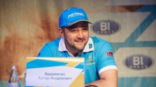 """Квадроциклисты Astana Motorsports должны взять медали """"Дакара"""" - Ардавичус"""