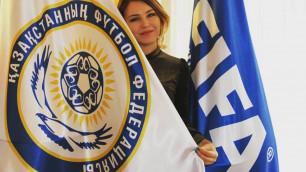 Рабства в казахской степи никогда не было - пресс-секретарь ФФК рассказала о своем увольнении
