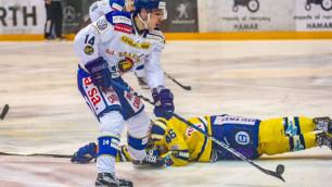 Хоккейные команды сыграли 8 овертаймов в плей-офф чемпионата Норвегии и побили мировой рекорд