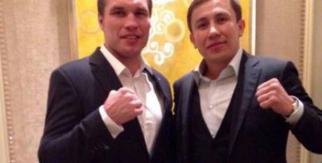 Дрозд разобрал тактики ведения боя Головкина и Джейкобса и показал их в действии