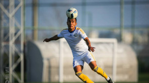 Назван состав молодежной сборной Казахстана на сборы в Германии и первый матч в 2017 году