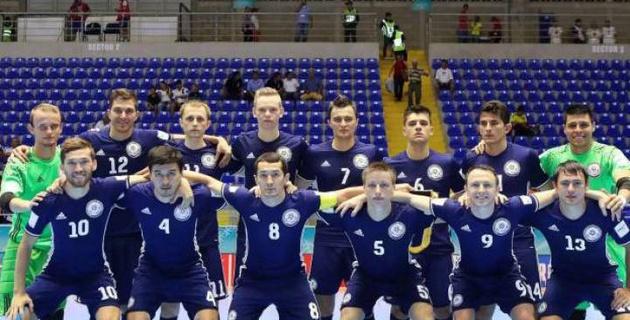 Объявлен расширенный состав сборной Казахстана по футзалу на отборочные матчи чемпионата Европы