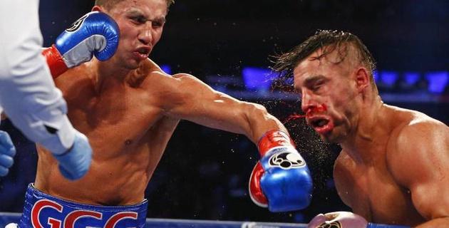 Старейший журнал о боксе вспомнил пять выдающихся побед Головкина перед боем с Джейкобсом