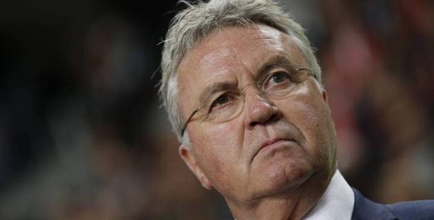 Клуб английской премьер-лиги хочет пригласить Хиддинка на пост главного тренера