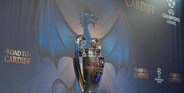 """""""Бавария"""" сыграет с """"Реалом"""" в четвертьфинале Лиги чемпионов"""