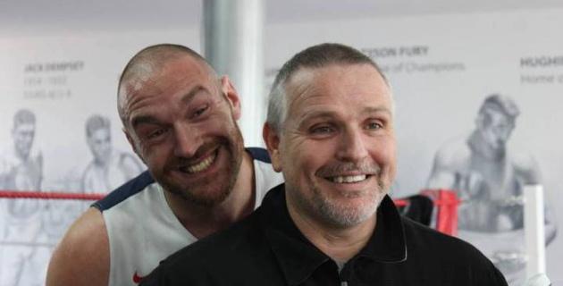 Фьюри рассказал о качествах боксера, который сможет победить Головкина