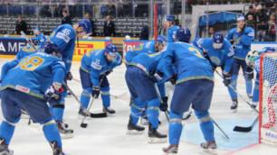 Задача сборной Казахстана на апрельский чемпионат мира - вернуться в элитный дивизион - Занковец