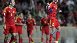 В матче с Казахстаном мы должны победить - хавбек сборной Армении