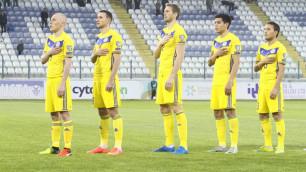 Сборная Казахстана в меньшинстве проиграла Армении в матче отборочного цикла ЧМ-2018