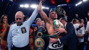 Головкин обошел Уорда и вернул себе второе место в рейтинге самых прибыльных P4P-боксеров по версии Forbes