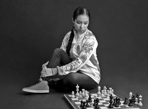 Динара Садуакасова выступит на чемпионате Казахстана по шахматам среди мужчин