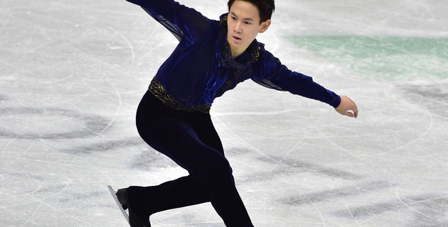 Денис Тен стал девятым в короткой программе на чемпионате мира