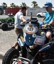 Квадроциклисты команды Astana Motorsports получили допуск на гонку в Абу-Даби