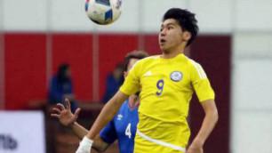 17-летний Сейдахмет отметился желтой карточкой за симуляцию в дебютном матче в КПЛ