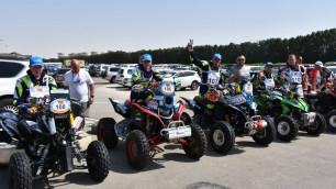 Гонщик Astana Motorsports остановился в шаге от подиума пролога ралли-рейда в Абу-Даби