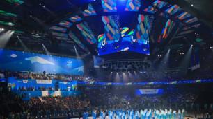 Глава FISU выразил благодарность Президенту Казахстана