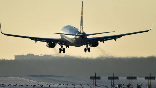 Из-за ухудшения здоровья казахстанской спортсменки самолет вынужденно сел в Самаре