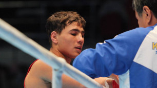 Казахстанский боксер Ахмедов стал победителем турнира в Таиланде после отказа узбека Гиясова от боя