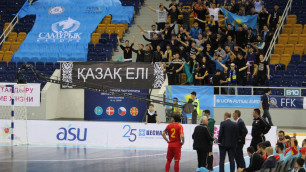 В первом тайме была равная игра, но мы не воспользовались своими моментами - капитан сборной Македонии