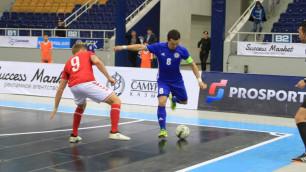 Казахстан - Чехия. Последний шаг до Евро-2018