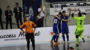 Казахстан стал одной из двух команд, не пропустившей ни одного гола в отборе на Евро-2018