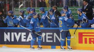 Сборная Казахстана по хоккею определилась с составом на товарищеские игры перед ЧМ в Киеве