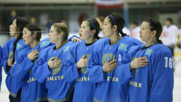 Казахстанские хоккеистки обыграли лидера группы и поднялись на второе место на ЧМ