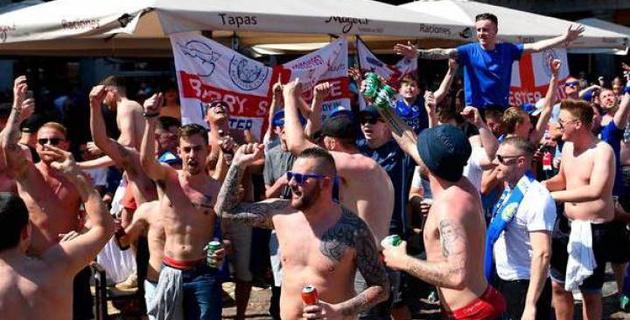"""Фанаты """"Лестера"""" получили условные сроки за беспорядки в Мадриде перед матчем Лиги чемпионов"""
