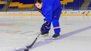 Казахстанские хоккеистки заняли второе место на чемпионате мира