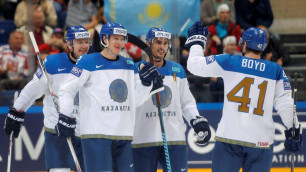 Где посмотреть матчи сборной Казахстана на чемпионате мира по хоккею