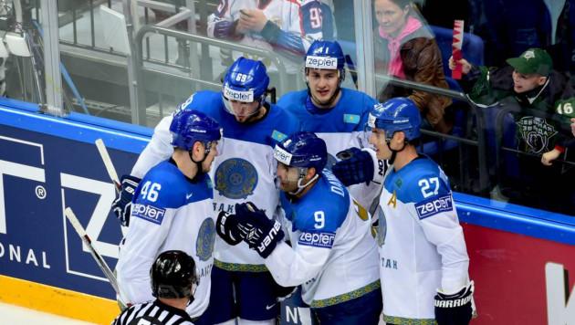 Сборная Казахстана по хоккею назвала предварительный состав на чемпионат мира