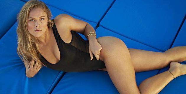 Ронда Роузи объявила о помолвке с бойцом UFC