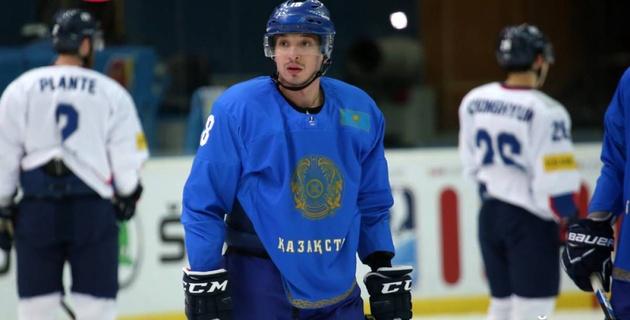 Сборная Казахстана по хоккею пропустила пять шайб от Южной Кореи и потерпела первое поражение на ЧМ