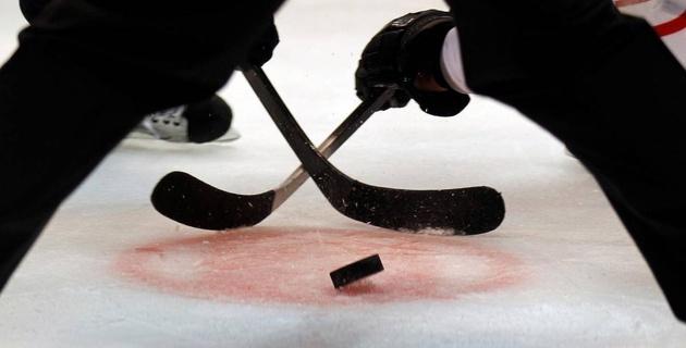Массовая драка случилась в женском чемпионате Казахстана по хоккею