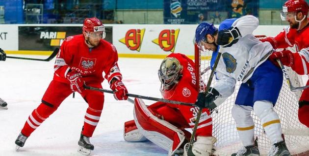 Видеообзор матча Казахстан - Польша на чемпионате мира по хоккею