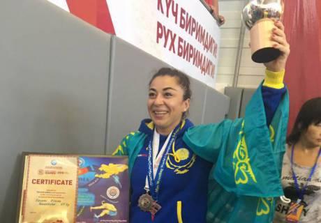 От кого ждать медалей на Кубке мира по мас-рестлингу в Алматы