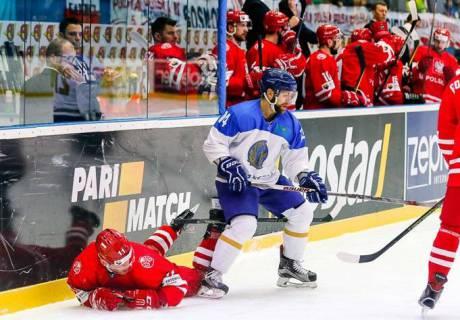 Лифт сломался? Сборная Казахстана по хоккею рискует впервые с 2009 года остаться в первом дивизионе