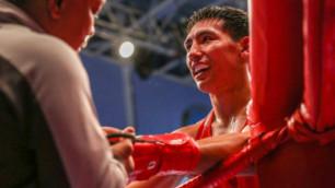 Жанибек Алимханулы рассказал о своей дальнейшей карьере в боксе