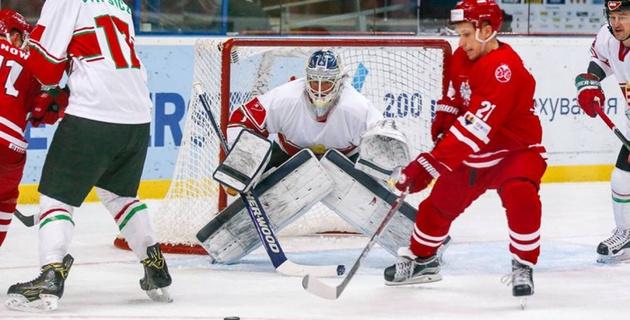 Последний соперник сборной Казахстана на ЧМ по хоккею потерпел третье подряд поражение